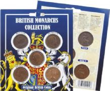 British Monarchs Coin Pack